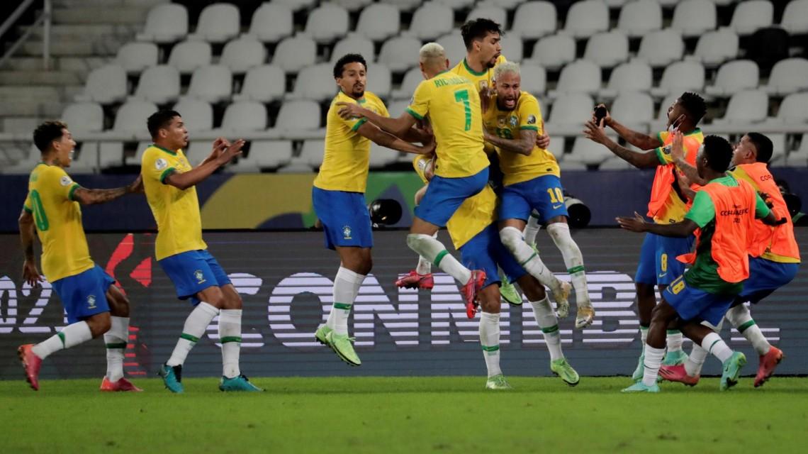 कोपा अमेरिका फुटबलमा ब्राजिलको लगातार तेस्रो जित