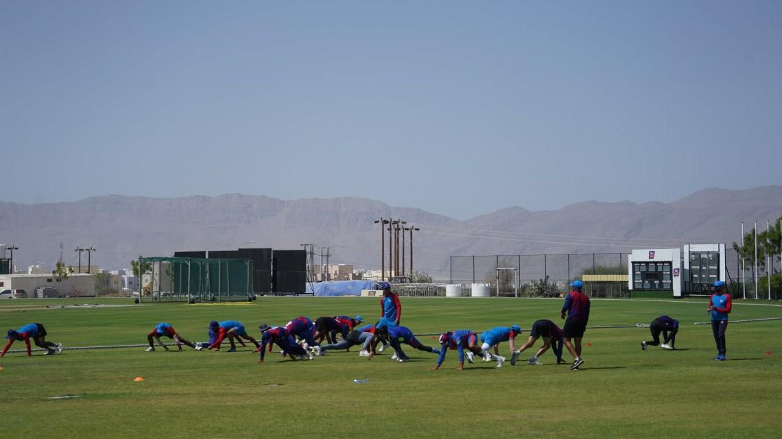 ओमानमा नेपालको ब्याटिङ चलेन, तर पनि पीएनजी बिरूद्ध २ विकेटले विजयी