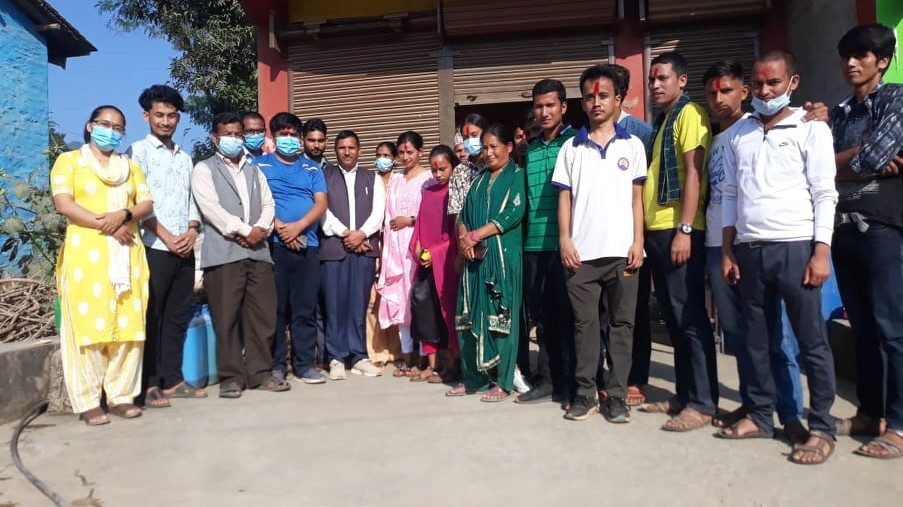 प्रेस सेन्टर नेपाल चौरजहारीको अध्यक्षमा तिलक ओली