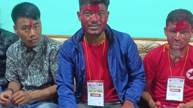 युवा संगठन नेपाल रुकुम पश्चिमको नयाँ जिल्ला समिति