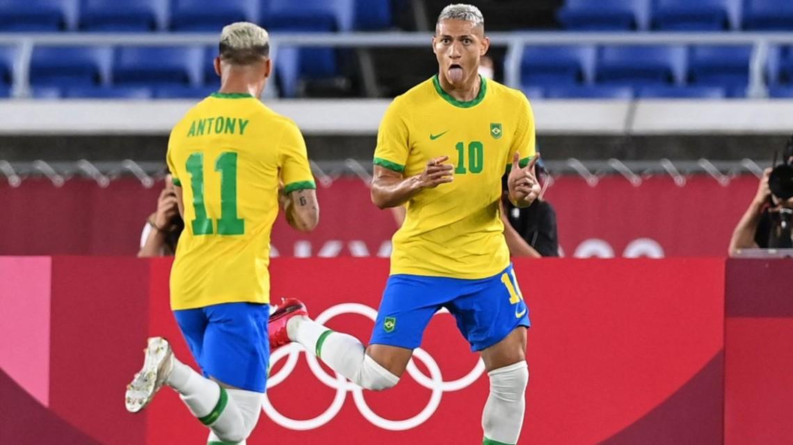 ओलम्पिकमा ब्राजिलको शानदार सुरुवात, जर्मनी ४-२ ले पराजित