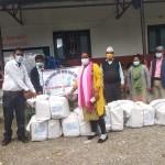 सिस्ने गाउँपालिकालाई मानव विकास केन्द्रको सहयोग