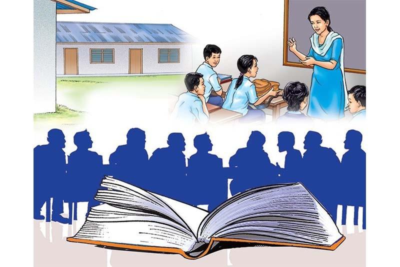 आठबीसकोट नगरपालिकाका विद्यालय एक साताका लागि बन्द