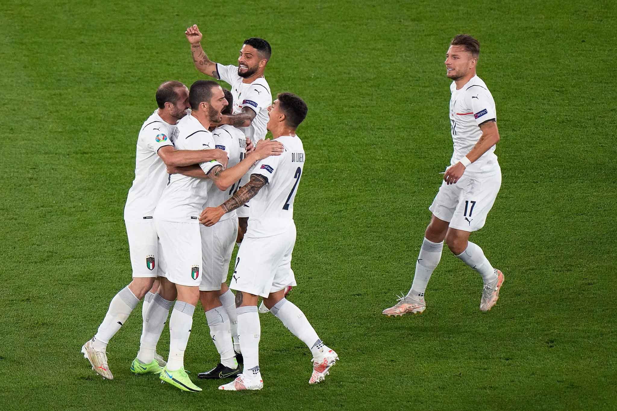 'मिनि विश्वकप' सुरू, पहिलाे खेलमा इटली विजयी