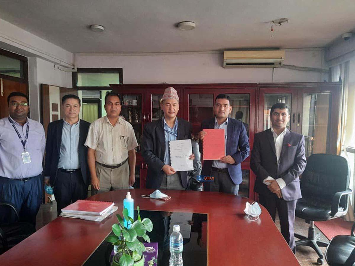 स्यार्पू पावर कम्पनी र विद्युत प्राधिकरणबीच विद्युत खरिद–विक्री सम्झौता